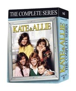 Kate & Allie Complete Series All Seasons 1-6 DVD Box Set Collection Edit... - $89.09