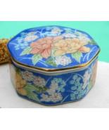 Vintage echo takahashi san francisco octagonal trinket box thumbtall