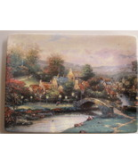 """Lamplight County"" by The Late Thomas Kinkade - Second Issue  - (sku#1720) - $25.99"