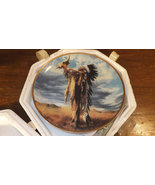 Prayer to the Great Spirit by Paul Calle - The Franklin Mint, FREE SHIPPING - $31.95