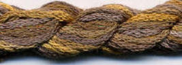 Hawthorn 030 Silk Floss Dinky Dyes 8m (8.7yds) cross stitch embroidery  - $3.60
