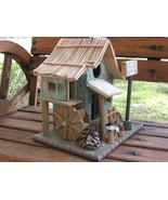 Birdhouse Water Wheel Mill Cafe - $9.00