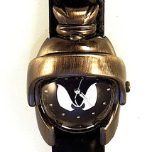 Marvin The Martian Helmeted Looney Tunes, Fossil Designed Warner Bros Watch! $69 - $68.16