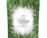 Hristmas fabric waterproof bathroom shower curtain gift wholesale high quality j05 thumb155 crop