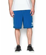 Under Armour Men's UA Wounded Warrior Project Raid Shorts Ultra Blue Sho... - $29.69