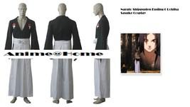 New Top Quality Naruto Shippuden Ending 6 Uchiha Sasuke Cosplay Costume ... - $129.99