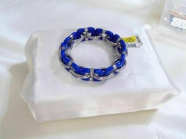 "Charter Club 7"" Link Stretch Bracelet L654 $34 - $14.03"
