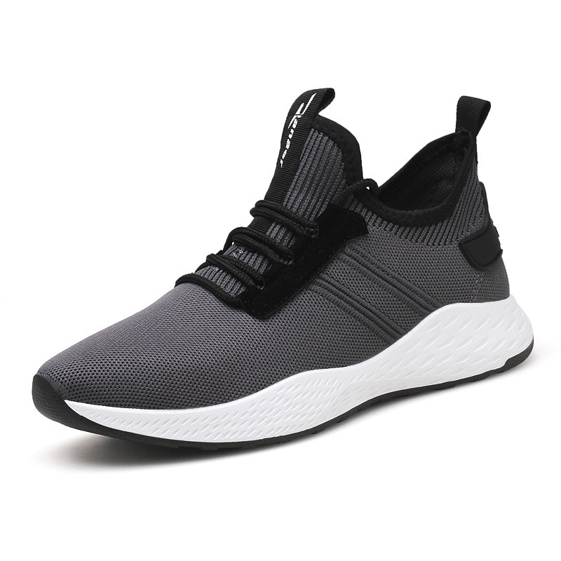 Men Running Shoes Breathable Athletic Sneakers Outdoor Sports Shoes