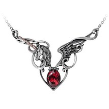 Alchemy of England The Maiden's Conquest Necklace, White - $71.42