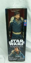 "Disney Star Wars ROGUE ONE CAPTAIN CASSIAN ANDOR Jedha 11"" ACTION FIGURE... - $19.80"