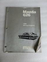 1998 Mazda 626 Electrical Wiring Diagrams Service Repair Manual OEM Factory - $2.76