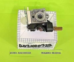 GENUINE ZAMA CARBURETOR RB-K70A SAME AS ECHO: A021000723 FREE SHIPPING!!... - $34.64