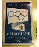 Lot of 5 Olympic Games Antik Prints 1972 Amsterdam - $9.89