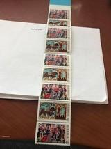 Sweden Christmas booklet mnh 1973   stamps  - $2.95