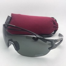 New SUNCLOUD OPTICS Sunglasses AIRWAY Crystal Smoke Frames Grey POLARIZE... - $49.99