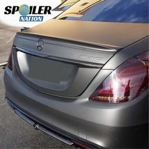 2014-2017 Mercedes S-Class Sedan Tesoro Rear Lip Spoiler (UNPAINTED) - $555.33