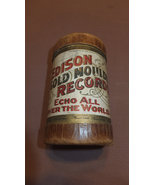 Edison Gold Moulded Records - 1905 - $26.50