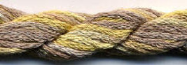 Topaz 046 Silk Floss Dinky Dyes 8m (8.7yds) cross stitch embroidery  - $3.60