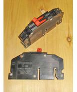 ZINSCO R38-20 TWIN/TANDEM CIRCUIT BREAKER / (2) SINGLE POLE 20 AMP ~ RARE! - $49.99