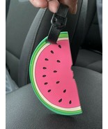 Watermelon Silicone Travel Labels Luggage Tags Suitcase Bag Labels Addre... - $8.88