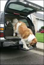 Otto Step Dog Pet  Ramp  SUV  Pick Up Truck Van Hitch Large Dog Receiver... - $94.00