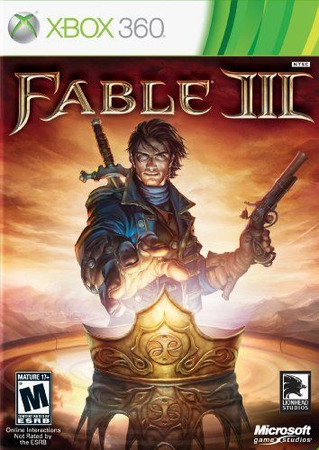 Fable III (Microsoft Xbox 360, 2010, NTSC, *DISC ONLY*) Ships within 12 hours!!! - $7.51