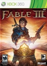 Fable III (Microsoft Xbox 360, 2010, NTSC, *DISC ONLY*) Ships within 12 hours!!! - $6.19