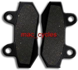 Hyosung Disc Brake Pads GT250/GT250R 2004-2012 Rear (1 set)