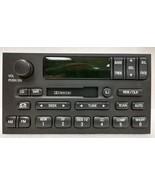 Mercury cassette radio w/ RDS & CDC. OEM original stereo. Factory remanu... - $69.91