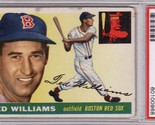 Ted williams 1955 topps  2 psa 3 vg thumb155 crop