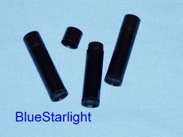 100 new (empty) Black lip balm tubes - make your own - #200 - $23.95