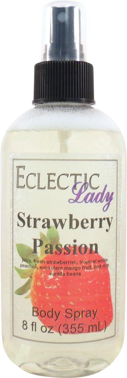 Strawberry Passion Body Spray