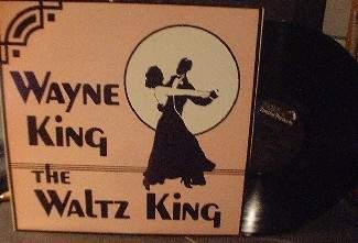 Wayne King - The Waltz King - RCA DMM10724