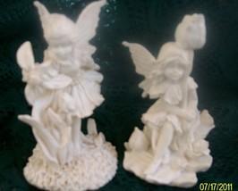 Garden Fairy Figurines - $10.50