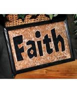 Faith - Framed Wall Decor - $12.00