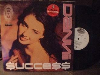 Dannii Minogue - Success - Savage Records 2232 - Promo