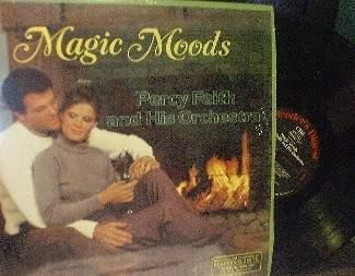 Percy Faith - Magic Moods - Reader's Digest RB4-020-1 BS-187