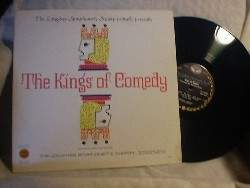 The Kings of Comedy - Narrated by George Burns - LS210C