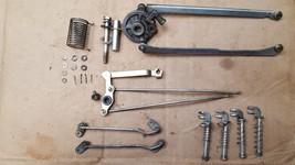 84-87 Honda GL1200 Goldwing carburetor choke lever arms throttle pulley ... - $26.73
