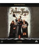 ADDAMS FAMILY LTBX  ANJELICA HUSTON LASERDISC RARE - $9.95