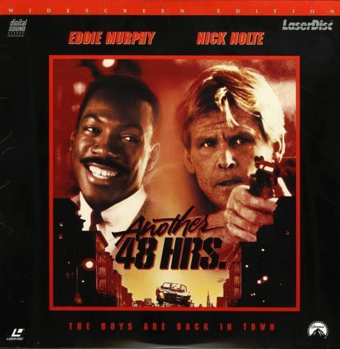 Primary image for ANOTHER 48 HRS LTBX  EDDIE MURPHY  LASERDISC RARE