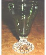Anchor Hocking Burple Green JUICE Glass - $12.00