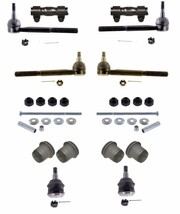 Chevy 2500 12 Piece Tie Rod Ball Joint + More  Front End Kit 1993-00 720... - $88.49