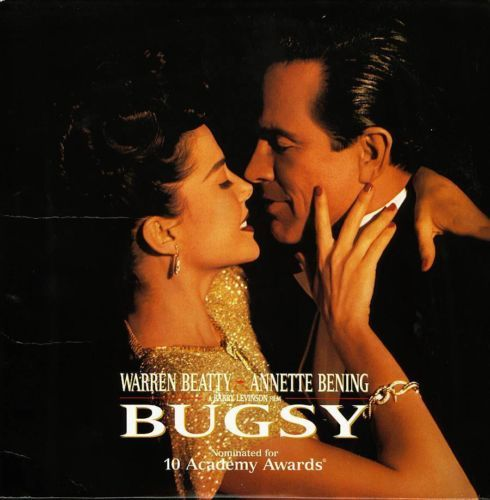 Primary image for BUGSY ANNETTE BENING WARREN BEATTY LASERDISC RARE