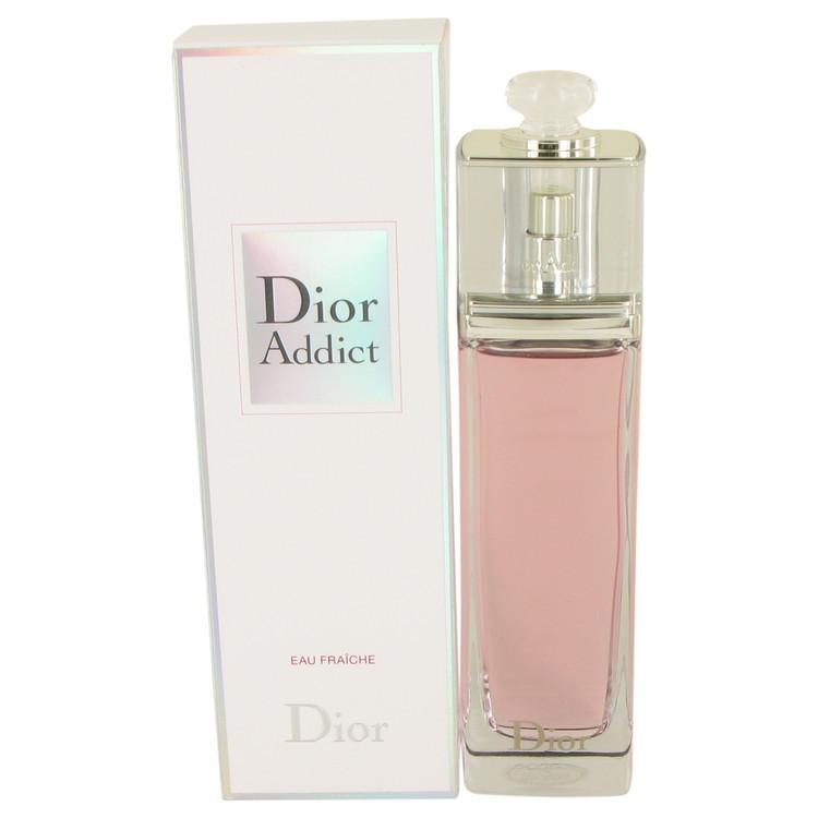 Christian Dior Addict Eau Fraiche 3 4 Oz Eau De Toilette Spray