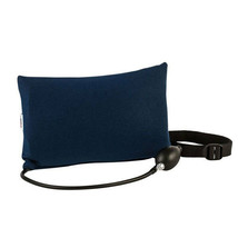 Core Products Small Inflatable Backrest - Blue - Dimension: 7'' H x 11'' W - $29.64