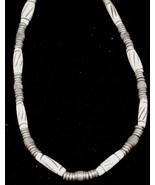 Metal & Ivory Men's Choker - $8.95