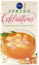 Pillsbury Cookbook Spring Celebrations Family Special Occasions Appetize... - $3.00