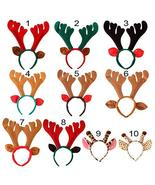 Ears Hairband Christmas Headband Hair Accessories Xmas Party TkYggin (9) - $19.80