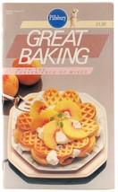 Pillsbury Cookbook Classics No. 31 Great Baking Using Mixes Recipes - $3.00